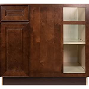 Amazon.com: Everyday Cabinets 36 x 34.5 x 24 in. Soft ...