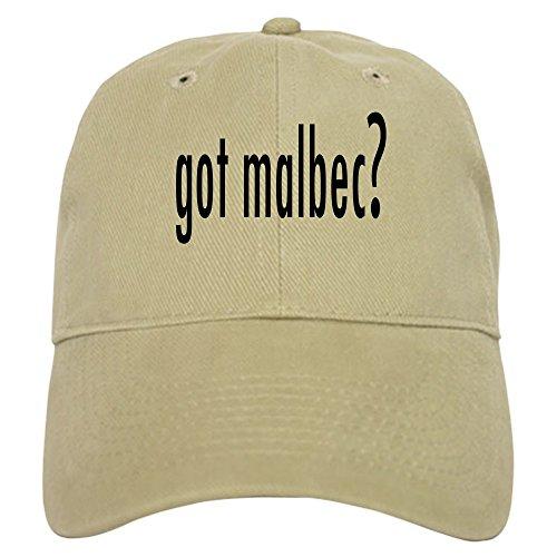 (CafePress - Got Malbec? - Baseball Cap with Adjustable Closure, Unique Printed Baseball Hat Khaki)