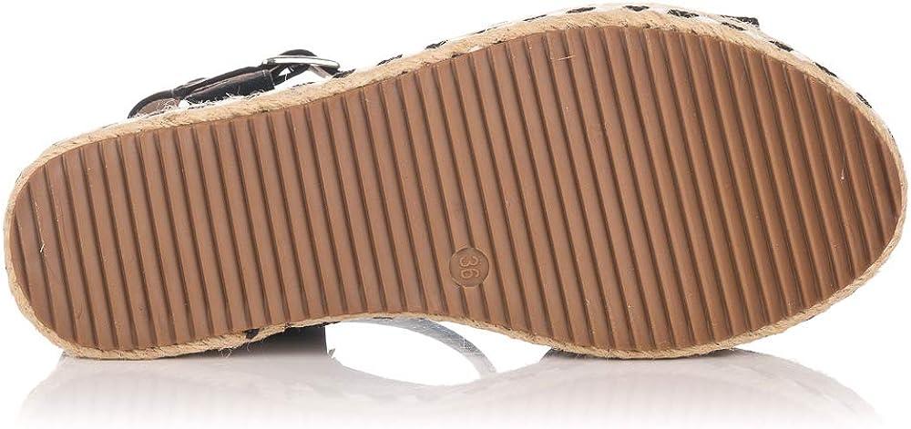 MTNG 51065 Sandales Plateforme Femme