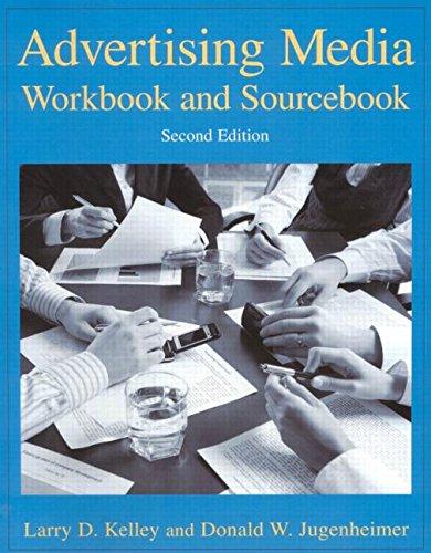 Advertising Media Workbook and Sourcebook -
