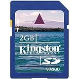 Kingston 2GB SD card SD/2GB