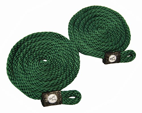 Taylor Made Products 11316 Fender Loc Line, 3/8 inch x 72 inch, Hunter Green, 2 (Green Fender)
