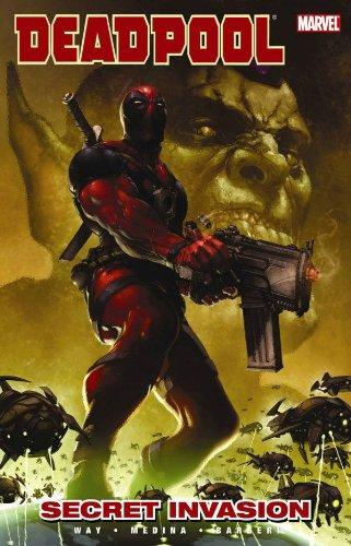 Deadpool, Vol. 1: Secret Invasion