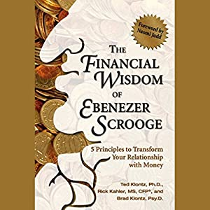 The Financial Wisdom of Ebenezer Scrooge Audiobook
