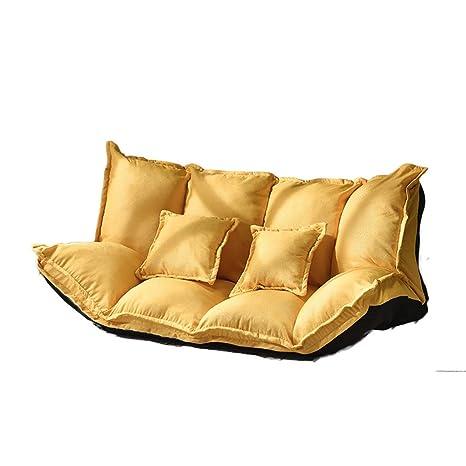 Y nocar Silla de sofá Plegable, Ajustable, Lazy Tatami Sofa ...