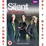 Silent Witness - Series 15 & 16 [NON-U.S.A. FORMAT: PAL + REGION 2 + U.K. IMPORT] (Original BBC British Version)