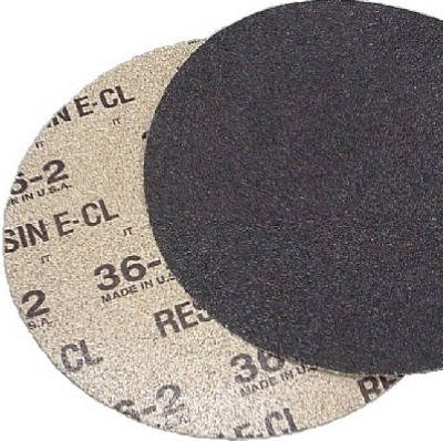 "60 Grit 17"" Quicksand Floor Sanding Disc, Box of 20"