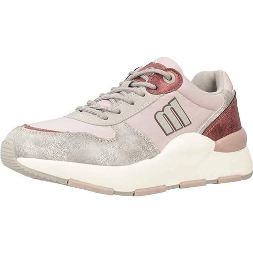 Zapatillas deportivas MUSTANG numero 38 rosa NUEVO de