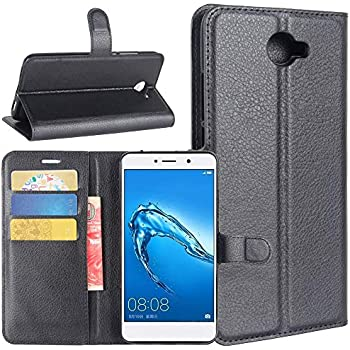 Amazon.com: kwmobile Wallet Case for Huawei Y7 / Y7 Prime ...