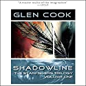 Shadowline: Starfishers, Book 1 Audiobook by Glen Cook Narrated by Oliver Wyman