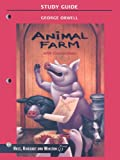 Animal Farm with Connections, Holt, Rinehart and Winston Staff, 0030554179