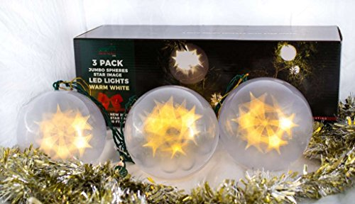 Christmas Light Spheres Led in US - 7