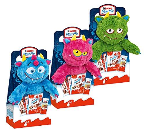 Kinderschokolade Monster