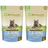 Pet Naturals of Vermont Calming Supplement Chew Treats for Cats