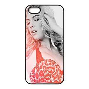 iPhone 4 4s Cell Phone Case Black Kate Upton Red Bikini Sexy Woman Z2H1YX