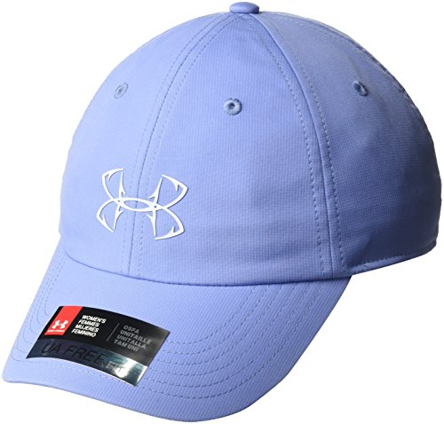 Under Armour Outerwear Women's Fish Hook Cap, Talc Blue (586)/Oxford Blue, One Size Fits All ()