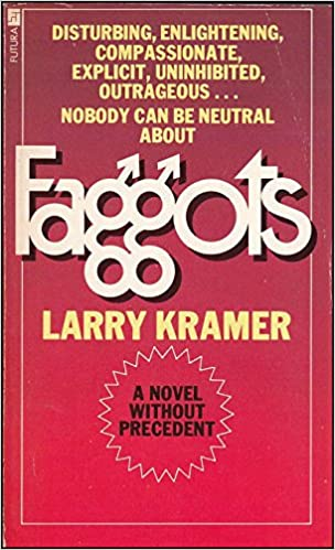 Image result for Larry Kramer's Faggots