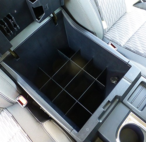 Vehicle Ocd Center Console Organizer For Toyota Tundra