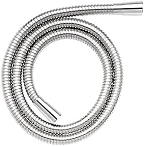 Croydex 2 M Stainless Steel Reinforced Shower Hose With 11 Mm Bore Furniture Decor