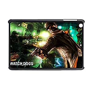 Generic Tpu Thin Phone Cases For Girly Design With Watch Dogs For Apple Ipad Mini2 Choose Design 1