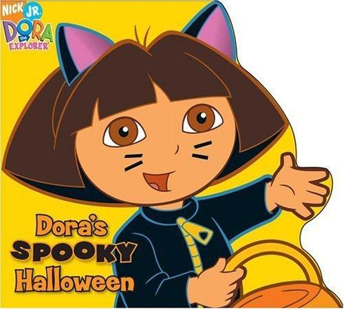 Dora's Spooky Halloween (Dora the Explorer (Simon & Schuster Board Books)) by Sonali Fry (2006-08-08)]()