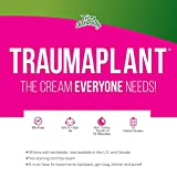 Terry Naturally Traumaplant Comfrey Cream - 3.53 oz (100 g) - Non-Staining Topical Botanical, Free of Toxic Pyrrolizidine Alkaloids (PAs) & Parabens - for External Use Only