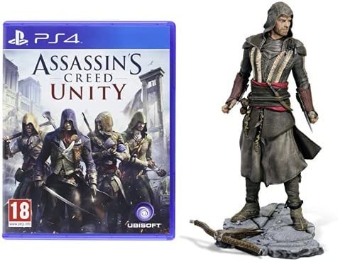 Assassins Creed: Unity + Assassins Creed Figura Aguilar (Michael ...
