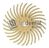 KEYSTONE - Coarse Habras Wheels Whithout Mandrel - 48pk - 10 054-1670101 Us Dental Depot