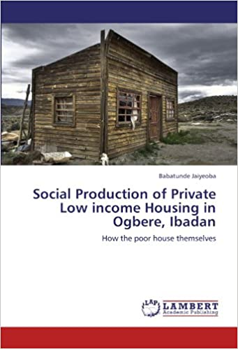 Buy Social Production of Private Low income Housing in