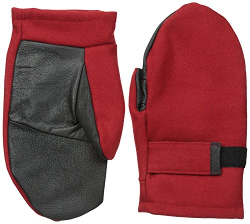 Owner Operator Range Mitten, Red, One Size by Owner Operator