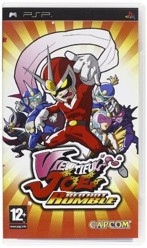 PSP - Viewtiful Joe Red Hot Rumble - [PAL EU]