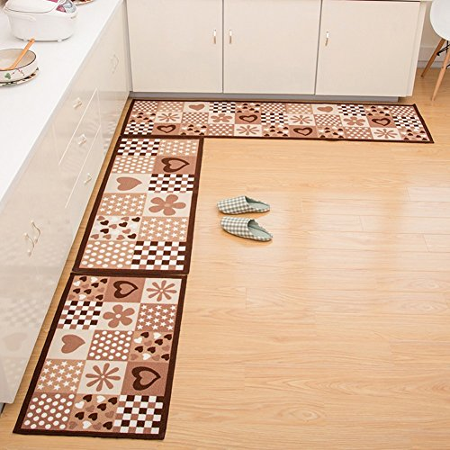 Seamersey Home And Kitchen Rugs 2 Pieces 4 Size Decorative