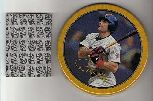 1997 Topps ScreenPlays Card and Tin - MINNESOTA TWINS PAUL MOLITOR ()