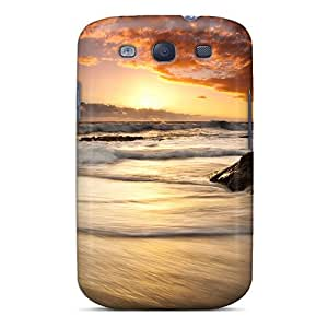 Galaxy S3 Hard Case With Awesome Look - TuF1757geie