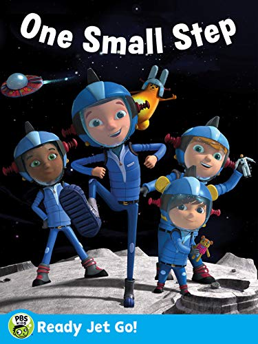 Ready Jet Go!: One Small Step