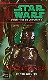 Star Wars, tome 91 : Descendances (L'héritage de la Force 2) par Traviss