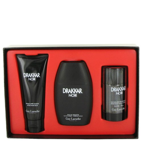 drakkar-noir-by-guy-laroche-mens-gift-set-34-oz-eau-de-toilette-spray-34-oz-after-shave-balm-25-oz-d
