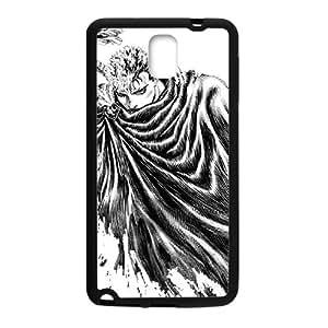 Cool Men With Sword Black samsung Galaxy Note3 case