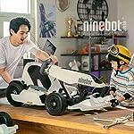SEGWAY-Kit-per-Scooter-Elettrico-Go-Kart-Dimensione-Unica-Colore-Bianco