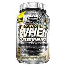 MT Pro Series Premium Gold 100% Whey Protein French Vanilla Creme 2lbs (907g) CA