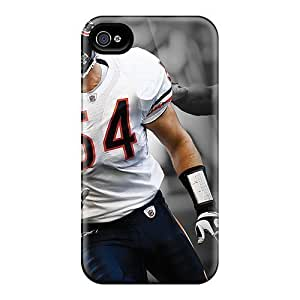 Excellent Iphone 6 plus Case Tpu Cover Back Skin Protector Chicago Bears