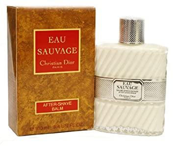 83432eff Amazon.com: Eau Sauvage By Christian Dior For Men. Aftershave Balm ...