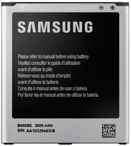 Samsung Battery Galaxy S4 (Black, 2600mAh)