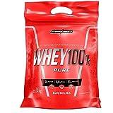 Super Whey 100% Pure - 1800g Refil Baunilha - IntegralMédica, IntegralMedica