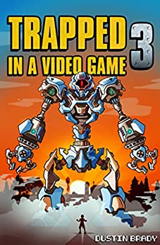 Trapped Video Game Book Three ebook product image