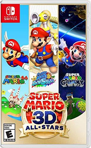 Super Mario three-D All-Stars - Nintendo Switch