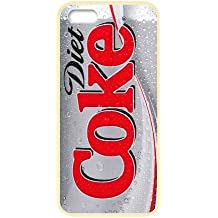 iphone 5 5s case discount yellow border Cases for Iphone 5,5S Apple diet coke