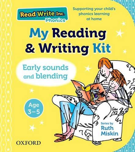 Read Online Read Write Inc.: My Reading and Writing Kit: Early sounds and blending ebook
