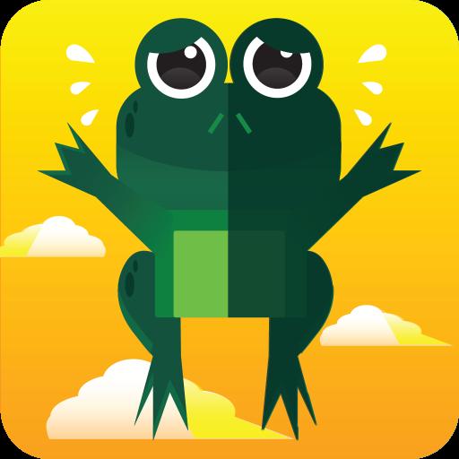 Crazy Frog Jump Tap Escape