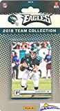 Philadelphia Eagles Super Bowl Champions 2018 Panini NFL Football Factory Sealed Limited Edition 12 Card Complete Team Set with Carson Wentz, Jay Ajayi, Nick Foles, Fletcher Cox & Many More! WOWZZER!